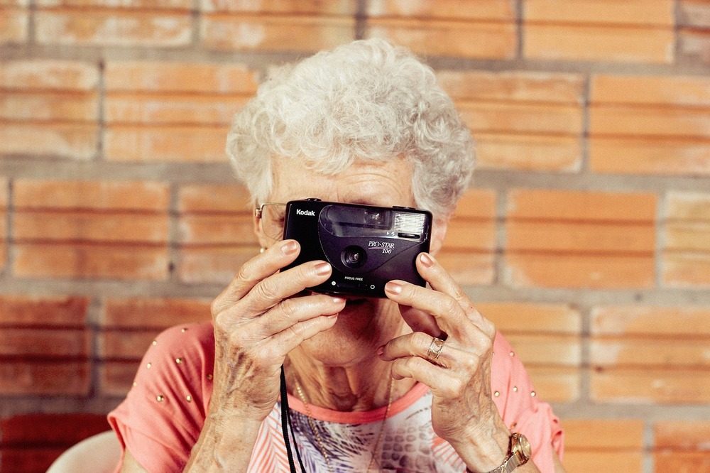 Photography Course For Elderly